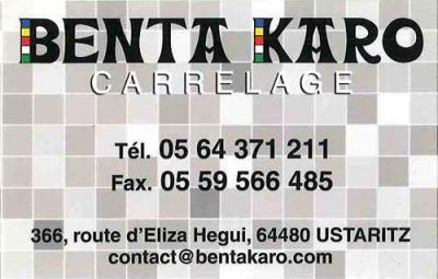 Benta Karro