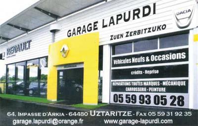 Garage Lapurdi